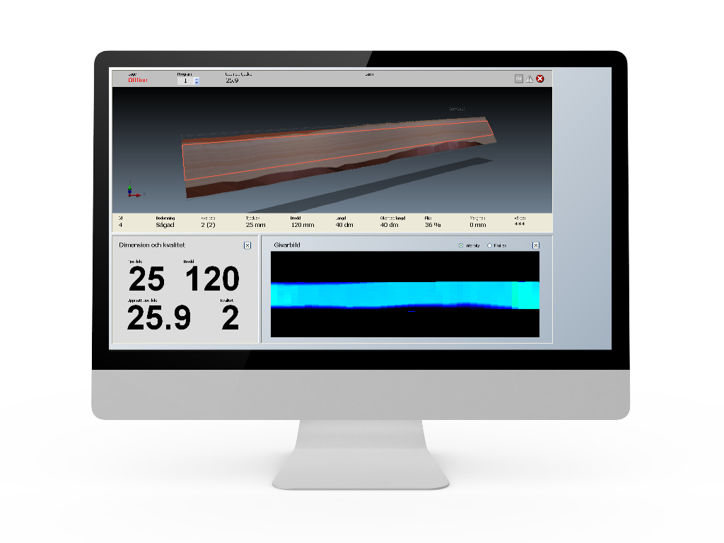 Board gt products 01 gt - By Measuring From Three Angles Around The Board Cross Section We Provide Complete Four Sided High Accuracy Measurements C6k Gt Hmi R01